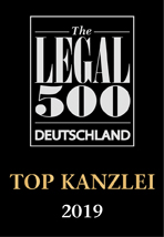 The Legal 500 Deutschland (Patentrecht/Streitbeilegung)