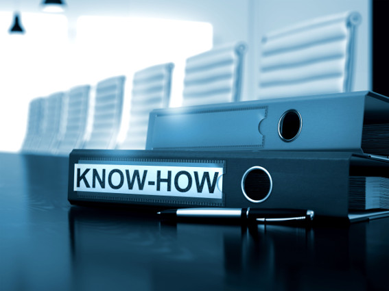 Workshop zur neuen EU Know-how-Richtlinie